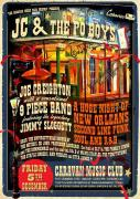 JC & The Po' Boys poster